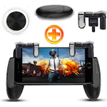 PUBG Mobile Controller Gamepad - Gaming Trigger Phone Game Tools for Android IOS