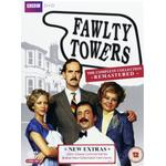 Fawlty Towers/Pang i bygget Series 1+2 DVD (import)