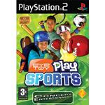 PS2 Eye Toy Play Sports