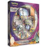 Pokemon GX Box: Ultra Beasts GX Premium Collection: Pheromosa & Celesteela - 8 Boosters, 2 GX-Promo, Oversize-kort & Playmat!