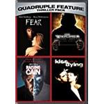 Thriller Pack Quadruple Feature [DVD] [Region 1] [US Import] [NTSC]