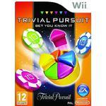Nintendo Trivial Pursuit bet du vet det (Wii)-nytt