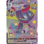 JUMBO Pokemon Sw&Sh Promo - Dragapult VMAX - SWSH097 - JUMBO Shiny Promo (Stort Kort)