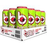 12 X Bang Energy Drink, 500 Ml, Candy Apple Crisp