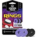 KontrolFreek Precision Rings   Aim Assist Motion Control for PlayStation 4 (PS4), PlayStation 5 (PS5), Xbox One, Xbox Series X, Switch Pro & Scuf Controller   2 Different Strengths