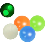 Globbles Fidget Stress Relief Sticky Target Balls