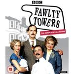 Fawlty Towers/Pang i bygget Series 1+2 bluray (import)
