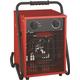 Värmefläkt 400V, IP44 (5 kW)