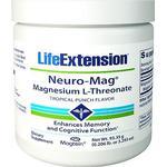 Life Extension Livet Förlängning Neuro-Mag Magnesium L-treonat, Tropisk Punch Flavor 93,35 gram