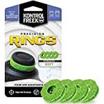 KontrolFreek Precision Rings   Aim Assist Motion Control for PlayStation 4 (PS4), Xbox One, Switch Pro & Scuf Controller   Soft Strength