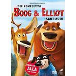 Boog & Elliot Box 1-4 (4-disc)