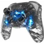 PDP Afterglow Deluxe Controller, kabellos, Switch, Nintendo, Controller, LED