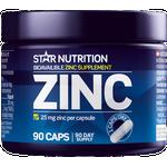 Star Nutrition ZINC, 90 caps