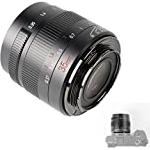 7artisans 35mm F0.95 Camera Lens APS-C Manual Focus Lens Compatible with Fuji XF/X Mount Camera(Compatible with Fuji X)