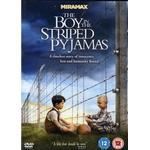 Pojken I Randig Pyjamas - Dvd