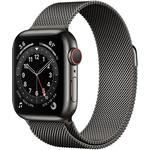 Watch Series 6 GPS + Cellular 40mm Milanese Loop Graphite