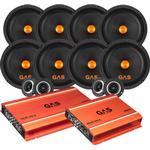 GAS PSM6 & GAS PST14 SPL-Paket, large