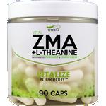 Viterna Vital ZMA + LTheanine 90cps