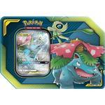 Pokemon Tin Kasse - 2019 Tag Team Wave 1: Celebi & Venusaur GX - Collector's Tin Box