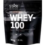 Star Nutrition Whey 100 4kg - Chocolate