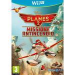 Disney Planes: Missione Antincendio (Fire and Rescue) (Italian Box) (Wii-U)