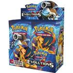 Pokemon XY12 XY Evolutions Booster Box / Display 36 Packs