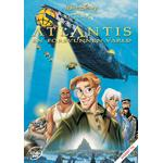 Disney Atlantis DVD