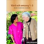 Vård och omsorg 1-3 onlinebok