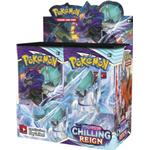 Pokémon TCG: Chilling Reign Booster Display