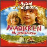 Madicken - På Junibacken (Ljudbok) (CD)