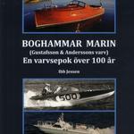 Bok, Boghammars Marin