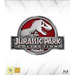 Jurassic Park Collection (4 Disc) - Bluray