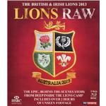 The British And Irish Lions 2013 - Lions Raw Behind The Scenes Documentary Blu-Ray (import)