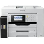 Epson EcoTank ET-16680, Bläckstråleskrivare, Färgutskrift, 4800 x 1200 DPI, A3, Direktutskrift, Svart, Grå