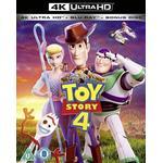 Toy Story 4 (4K Ultra HD + Blu-ray) (Import)