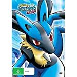 Pokemon Movie 8 Lucario and the Mystery of Mew [NON-UK Format / Region 4 Import - Australia]