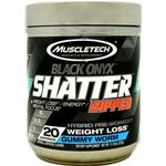 Black Onx Shatter Ripped Gummy Worm 11.18 Oz by Muscletech