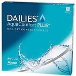 Dailies Aqua Comfort Plus 90 linser