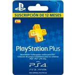 Sony Ps Plus 12 Months Voucher One Size