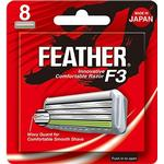Feather F3 rakblad 8-p