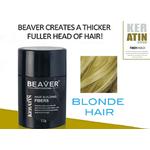 BEAVER Hair building fibers - Blond