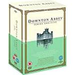 Downton Abbey ITV TV Period Drama Series Complete Season 1,2,3,4 and 5 - All Episodes (19 Discs) DVD Box Set Collection + Extras by Maggie Smith