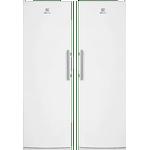 ELECTROLUX LRS2DF39W + LUT5NF26W Kyl och frys-paket