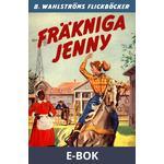 Jenny 1 - Fräkniga Jenny, E-bok
