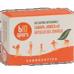Verdesativa bioSport Concentrated Hemp & Arnica Soap