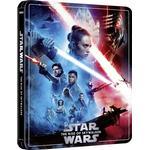 Star Wars Episode IX: The Rise of Skywalker - Zavvi Exclusive 4K Ultra HD Steelbook (3 Disc Edition includes Blu-ray)