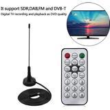 Beckham Usb 2.0 Digital Dvb-t Sdr+dab+fm Hdtv Tv Tuner Mottagare Stick Rtl2832u+r820t2
