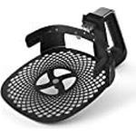 Philips Airfryer-tillbehör för pizza - Pizzatillagningskit för Airfryer- Pizzaplatta 26cm - Diskmaskinssäker - Inspirerande recepthäfte medföljer - > 90 % återvunnet material - HD9953 / 00