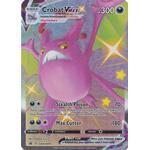 JUMBO Pokemon Sw&Sh Promo - Crobat VMAX - SWSH099 - JUMBO Shiny Promo (Stort Kort)