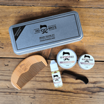 Beard Starter Care Tin Cedarwood